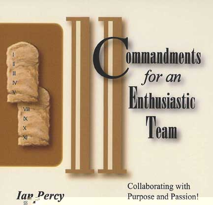 The 11 Commandments for an Enthusiastic Team